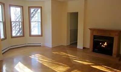 Living Room, 27 Quinnipiac Ave 1, 1