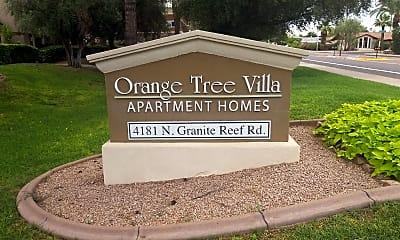 Orange tree Villa, 1
