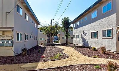 Building, Apartment Lane, 1