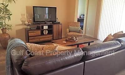 Living Room, 6151 27th East, 1