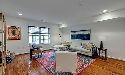 Living Room, 1109 Montrose St, 0