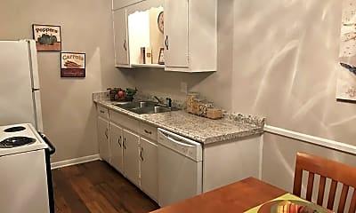 Kitchen, West End Terrace, 1
