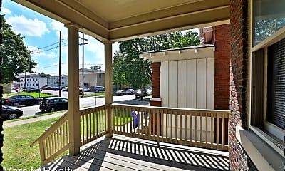Patio / Deck, 266 E 13th Ave, 1