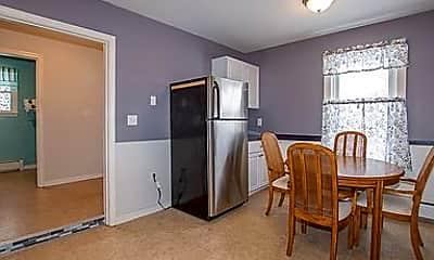Kitchen, 14 Spalding St, 1