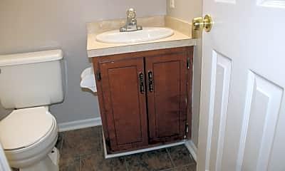 Bathroom, 501 Vilas  C, 2
