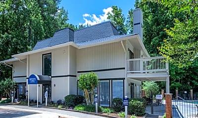 Building, Mountain Oaks, 1