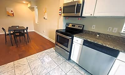Kitchen, Room for Rent -  Walking distance to The Beacon, 1