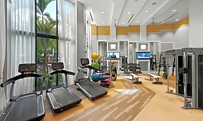 Fitness Weight Room, 3450 NW 83rd Ave, 1