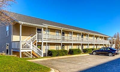 Building, Marion Ridge Apartments, 1
