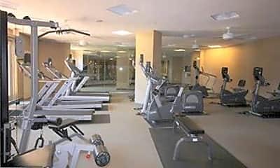 Fitness Weight Room, 11800 Sunset Hills Rd 426, 2