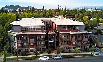 Building, Westgate, 1