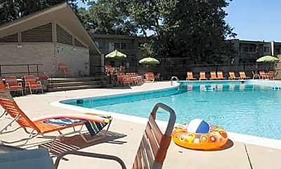 Pool, Riverside Plaza, 2