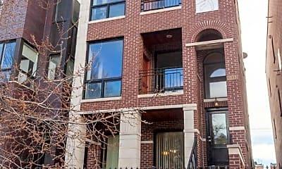 Building, 1133 W Addison St, 1