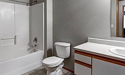 Bathroom, Churchill Downs, 2