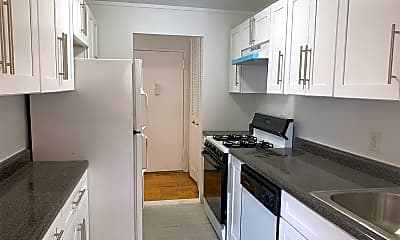 Kitchen, 100 Clinton Ave 3G, 1