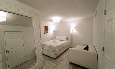 Bedroom, 1500 Pennsylvania Ave, 1