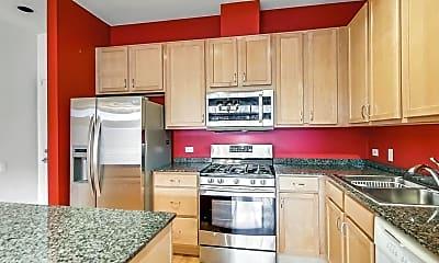 Kitchen, 330 N Clinton Street #407, 2