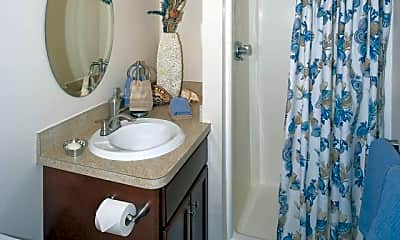 Bathroom, Appleton Square, 2