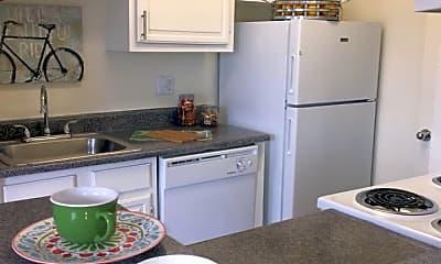Kitchen, Savannah Apartments, 0