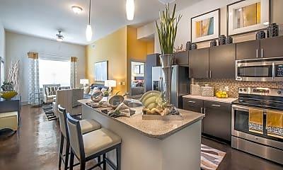 Kitchen, Haven Lake Highlands, 1