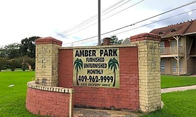 Amber Park Apartments, 1