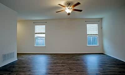 Living Room, 6117 Toye Dr, 1