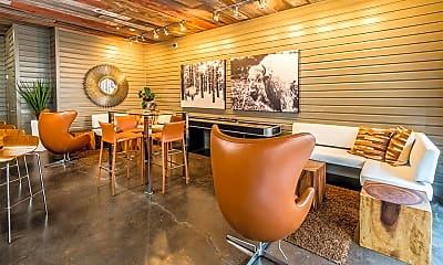 Dining Room, Bell Lancaster, 1