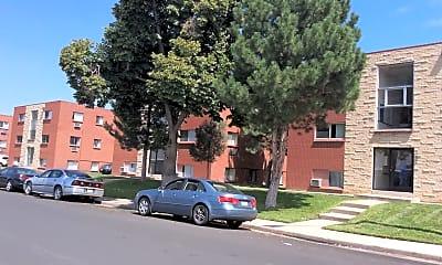 The Stapleton Apartment, 0