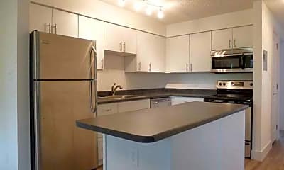 Kitchen, Reed Park Apartments, 0