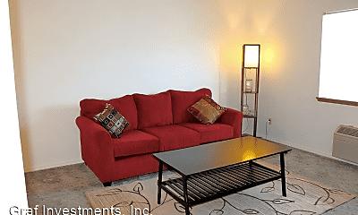 Living Room, 1501 N Glen Dr, 1
