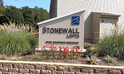 Stonewall Lofts, 1