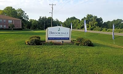 Brookdale senior assisted living, 1