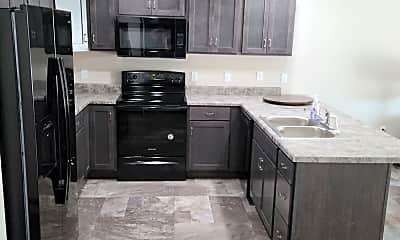 Kitchen, Tigerway Apartments, 0