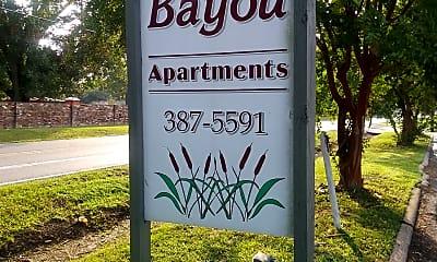 Belle Bayou, 1