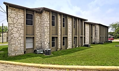 Building, Kerrville Plaza Apartments, 0