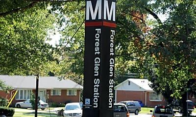 Community Signage, 9900 Georgia Ave 27-708, 2