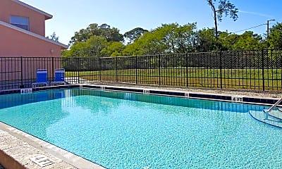 Pool, Sawgrass Apartments, 0