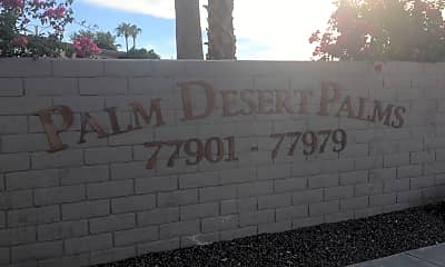 Desert Fountains At Palm Desert, 1