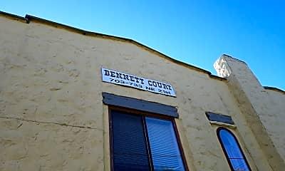 Bennett Court, 1