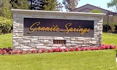 Granite Springs, 2