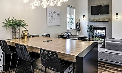 Dining Room, Legacy Commons, 2