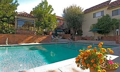 Pool, 17200 Burbank Blvd, 1