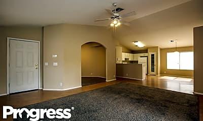 Living Room, 3412 W Via del Sol Dr, 1