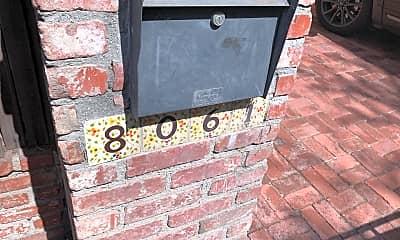Community Signage, 8061 Woodrow Wilson Dr, 0