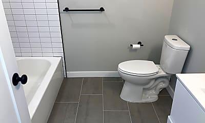 Bathroom, 5410 Pine St 3, 2