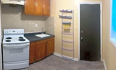 Kitchen, 217 Vine St, 1