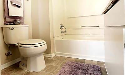 Bathroom, Washington Terrace, 2