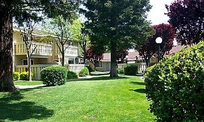 Landscaping, Garden Terrace Apartments, 1