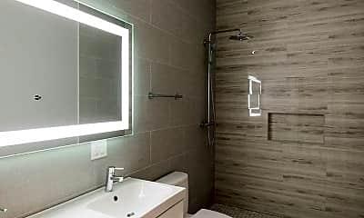 Bathroom, 2008 W Armitage Ave - 3R, 2