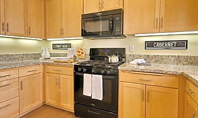 Kitchen, IMT Townhomes at Magnolia Woods, 1
